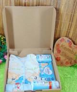 Hampers Kado Lahiran Bayi Newborn Simple Baby Gift FREE UCAPAN (2)