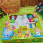 IM-5033/WU Mainan Gantungan Bayi Merry Go Round Kado Baby Musical Mobile Lovely Baby Toys Wind Up