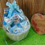 paket Tilik Bayi Hampers baby gift parcel bayi parcel kado lahiran White Rotan Doraemon