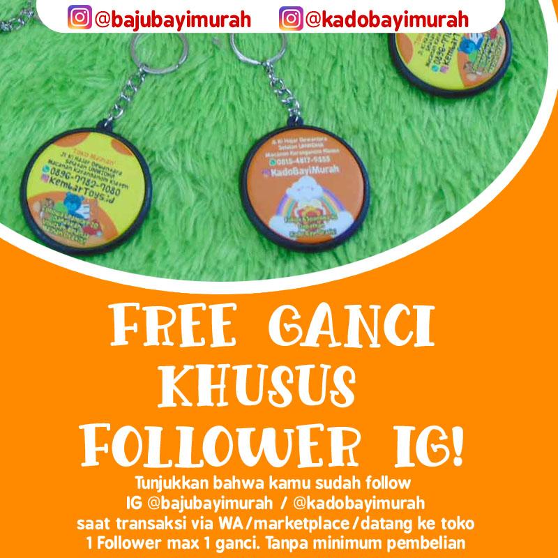 free ganci kado bayi murah