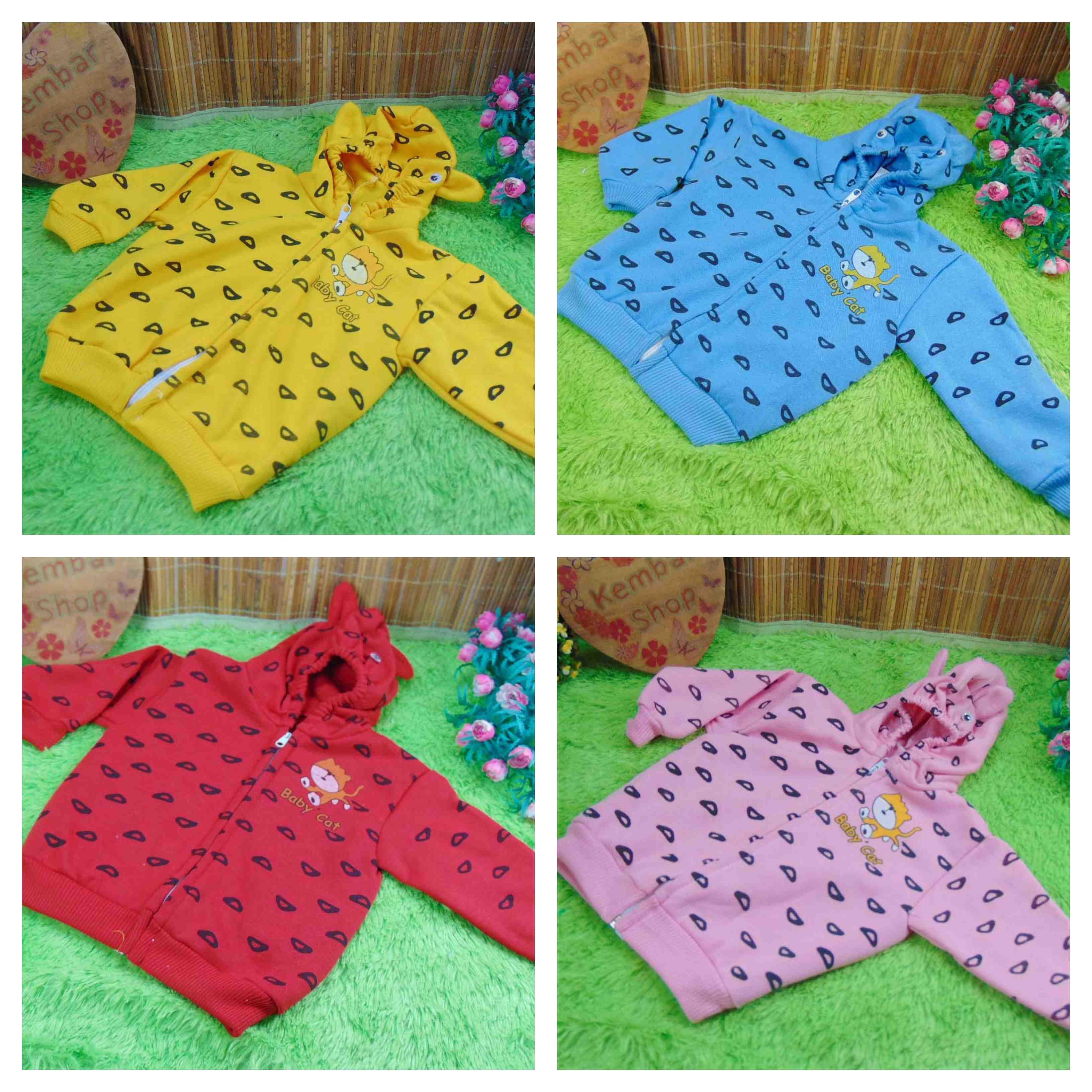 FREE KARTU UCAPAN kado bayi baby gift set jaket sock newborn 0-12bulan plus kaos kaki boneka (5)