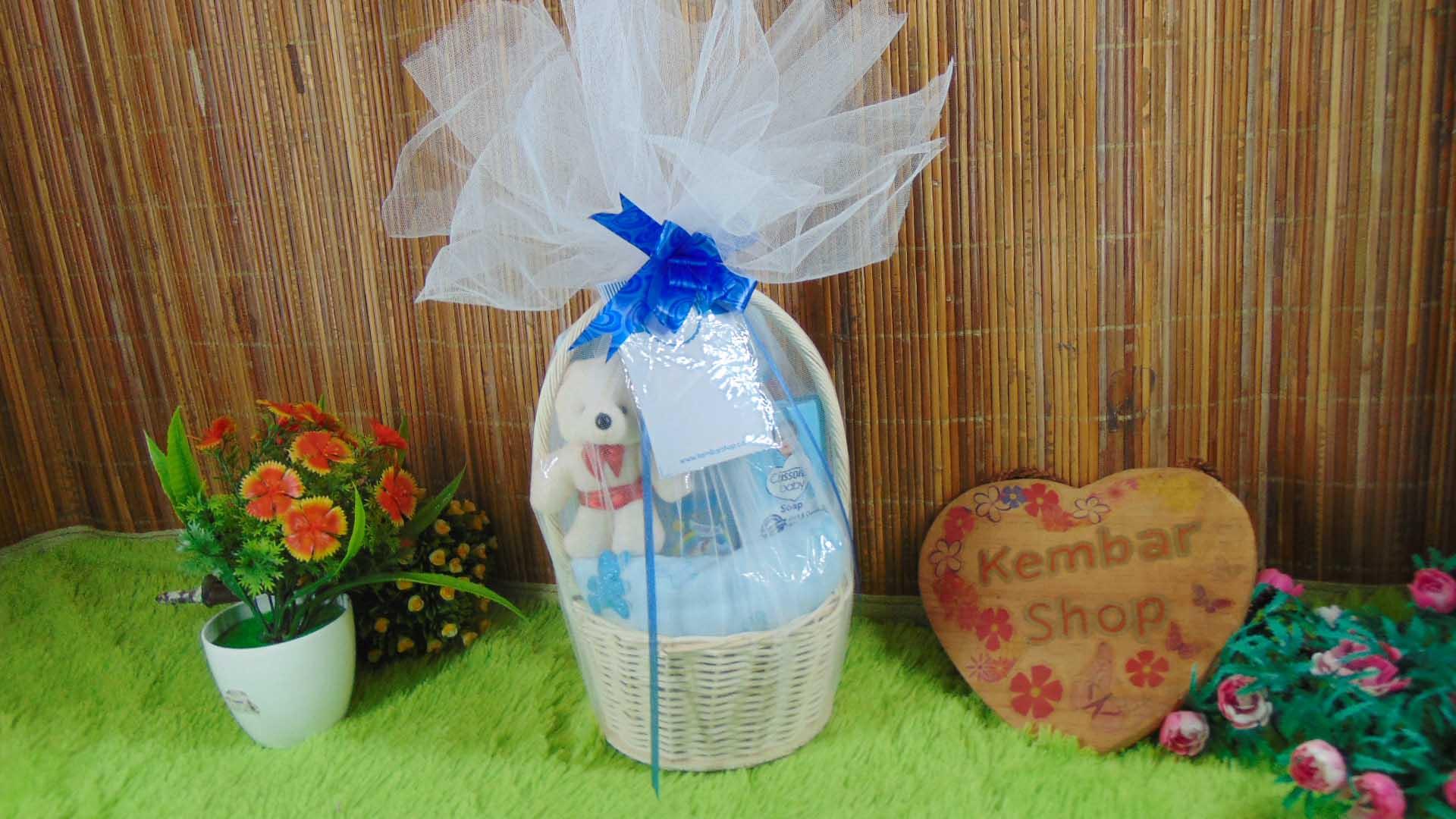 Birthday Gift Hampers Baby Gift Parcel Bayi Kado Lahiran Tangkai Tile Isian Premium FREE UCAPAN (2)