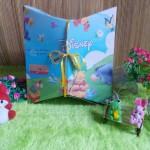 kemasan kado, bungkus kado, tas souvenir, tas kado, paper bag, gift bag DASI WINNIE THE POOH