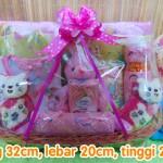 TERLARIS paket kado bayi baby gift parcel bayi parcel kado bayi kado lahiran gendongan komplit ANEKA WARNA (3)