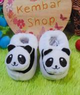 foto utama kado bayi baby gift set sepatu prewalker alas kaki newborn 0-6bulan lembut motif Nemo