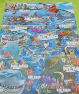 sampul kado bayi kertas kado lahiran baby gift motif Nemo