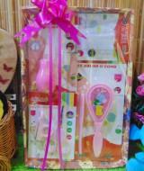 foto utama FREE KARTU UCAPAN Kado Lahiran Paket Kado Bayi Newborn Baby Gift Box Full Package Perawatan bayi