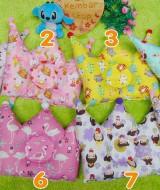 kado bayi Bantal mahkota crown pillow bantal peyang Peang bayi baby motif Cewek Anak Perempuan