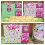 FREE KARTU UCAPAN Hadiah Baby Gift Kado Lahiran Baby Newborn Girl Perempuan Box Paket Kado Bayi Jumper Carter n Rajut