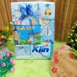 FREE KARTU UCAPAN Paket Kado Bayi Newborn Baru Lahir Super Lengkap Ekonomis