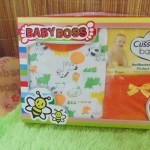 FREE KARTU UCAPAN Paket Kado Bayi 0-12bulan Setelan Plus Wipes warna random