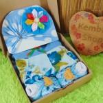 [LIMITED!] Hampers Cantik Baby Gift Kado Lahiran Bayi Perempuan Newborn Warna Random FREE UCAPAN