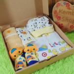 [LIMITED!] Hampers Romper Baby Gift Kado Lahiran Bayi Newborn Warna Random FREE UCAPAN