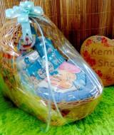Paket Tilik Bayi Hampers baby gift parcel bayi parcel kado lahiran Stroller Doraemon