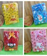 FOTO UTAMA - paket kado lahiran bayi baby gift set box jaket plus boneka motif baby Cat (1)